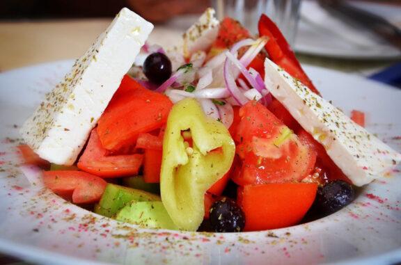 Grekisk restaurang på söder